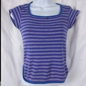 Tommy Jeans Ribbed Top